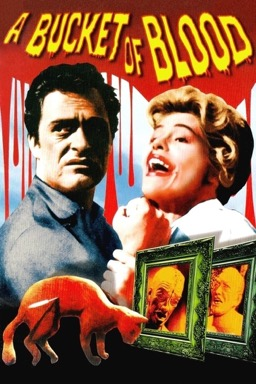 A Bucket of Blood poster