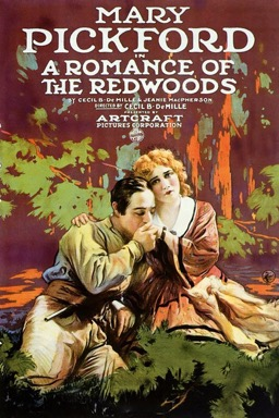 A Romance of the Redwoods poster