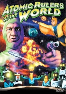Atomic Rulers poster