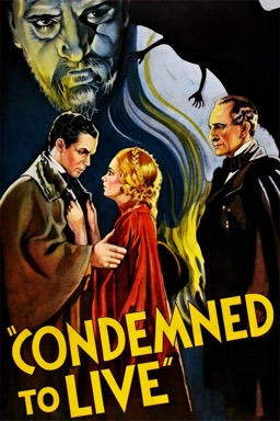 Condemned to Live poster
