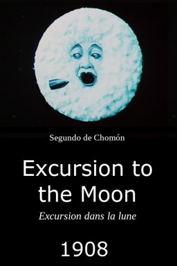Excursion to the Moon poster