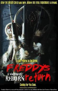 Freddy's Return: A Nightmare Reborn poster