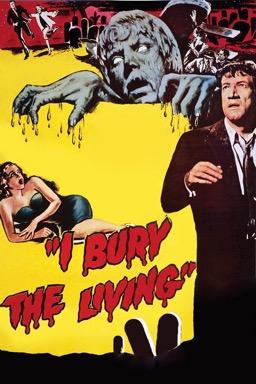 I Bury the Living poster