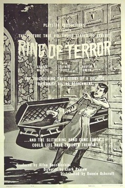 Ring of Terror poster