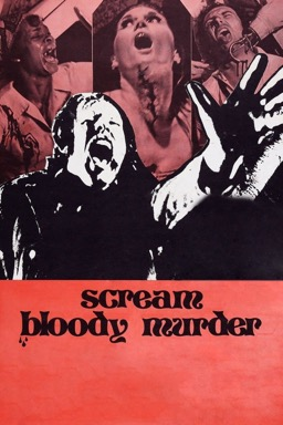 Scream Bloody Murder poster