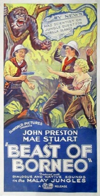 The Beast of Borneo poster