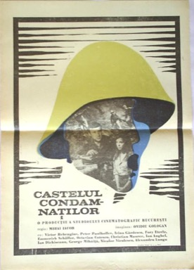The Castle of the Condemned poster