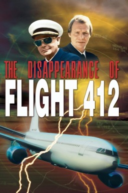 The Disappearance of Flight 412 poster