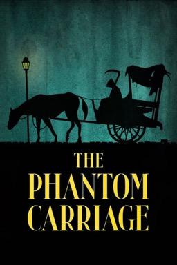 The Phantom Carriage poster