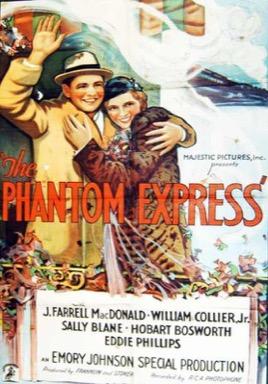 The Phantom Express poster