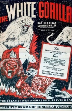 The White Gorilla poster