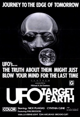 UFO: Target Earth poster