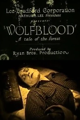 Wolf Blood poster